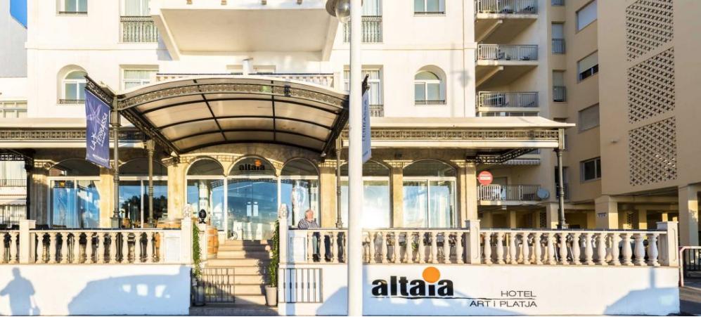 HOTEL ALTAIA