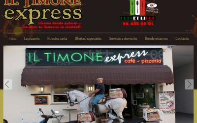 RESTAURANT IL TIMONE EXPRESS