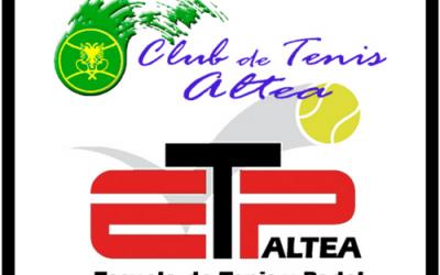 CLUB DE TENIS ALTEA