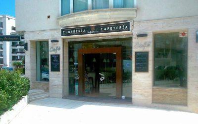 Azahar Churrería – Cafetería