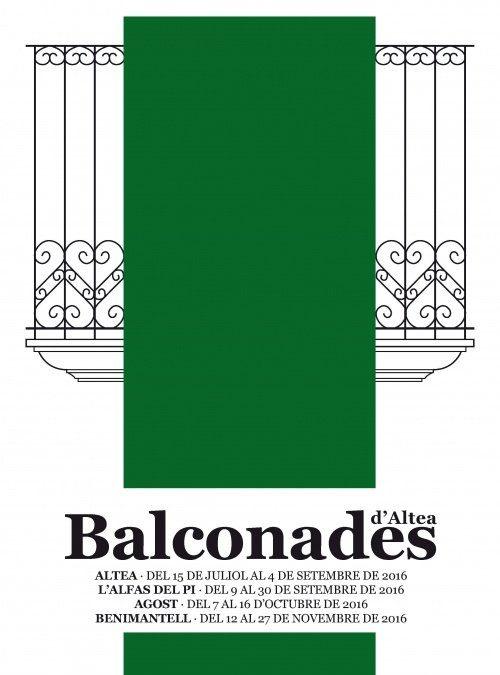 Balconades d'Altea