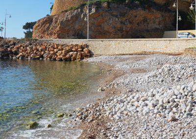 Playa Mascarat altea