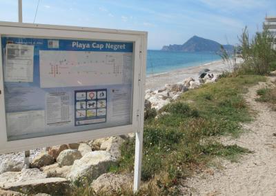 Platja Cap Negret Altea