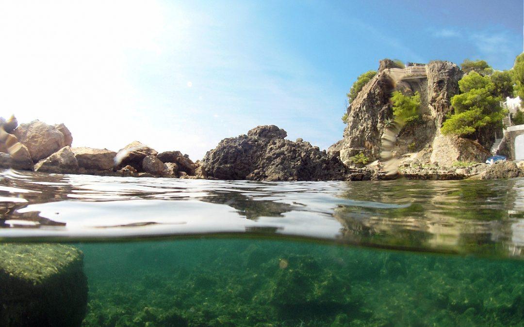 Playa Cap Negret Altea