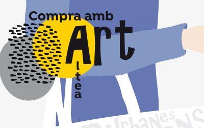 """Las zonas comerciales de Altea se llenarán de arte con el proyecto """"Compra amb art"""""""