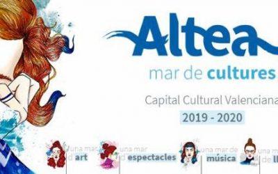 Cultura reconeix Altea com a Capital Cultural Valenciana a partir del 25 d'abril