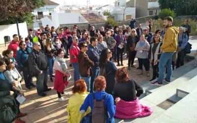 Más de 70 personas participan en la primera visita guiada del mes de febrero