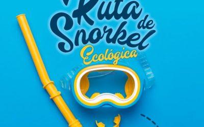 Se organizan Rutas guiadas con Snorkel en la Olla